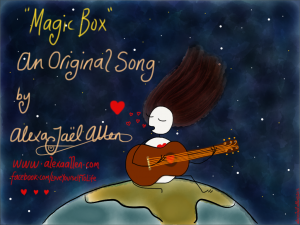 Magic Box Ad
