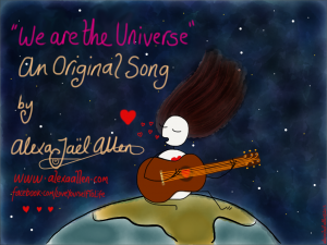 We Are The Universe Ad